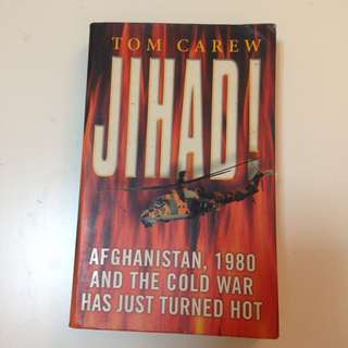 Tom Carew Afghanistan 1980 And The Cold War Has Just Turned Hot