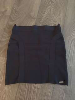 Guess by Marciano Bandage Mini Skirt Size M
