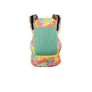BNWT Tula Toddler Carrier Coast Paint Palette