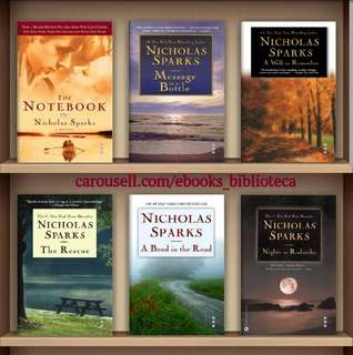 (Ebook Collection) Nicholas Sparks