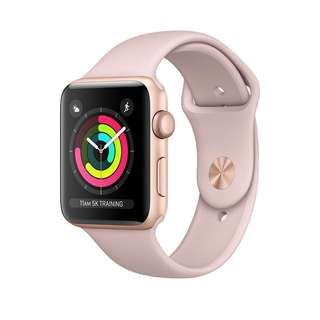 Apple Watch Series 3 (Rose Gold)