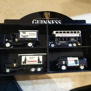 4車連黑膠盒