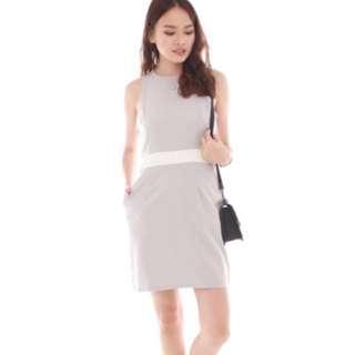 ACW Grey Work Dress