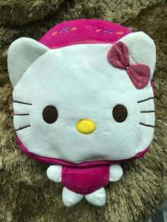 Hello kitty backpack for baby girl