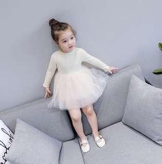 Korean Spring and Autumn Female Baby Fairytale
