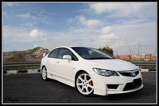 Honda Civic type r fd2r fd2 fd1 fd4 items