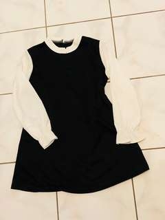 Simple dress S-M