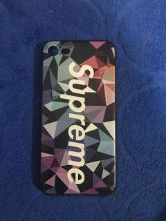 SUPREME IPHONE 7 CASE
