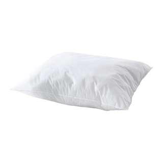 Ikea Slan Pillows and Dvala Pillowcases