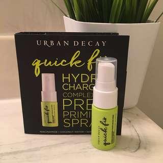 ❤️BNIB Urban Decay primer spray