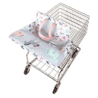 兒童購物車坐墊