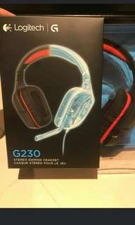 Gaming Headset Logitech G230