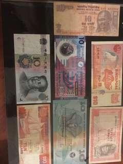 Koleksi mata wang negara