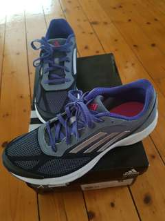 Adidas Lite Pacer Running Shoes - Size 8; Used once. Excellent condition