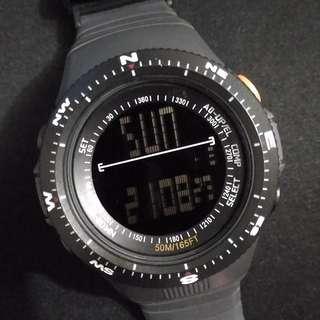 Skmei 0989 LED Digital Watch 防水運動手錶