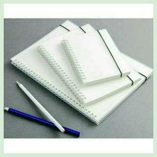 Muji Style Notebooks