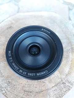 Canon 22 mm Macro Lens