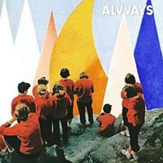 ALVVWAYS - ANTISOCIALITES