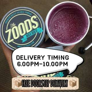 South Asia Best Waterbased Pomades[The Zoods Max Hold 2.0 Pomade Stronghold]