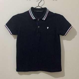 Collezione Black Polo Shirt