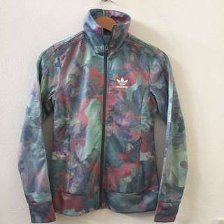 Adidas Pastel Camo Track Jacket