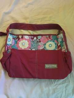 Heartstrings handbag/shoulder bag