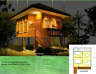 Villa dan kavling produktif Bandung Utara