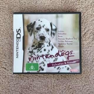 Nintendo DS Game: Nintendogs Dalmatian & Friends