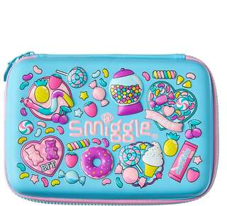 Smiggle candy hardtop pencil case