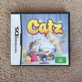 Nintendo DS Game: Catz