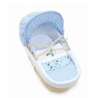 Space Dreamer Baby Moses Basket