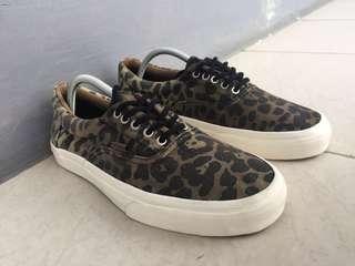 Vans leopard van doren original