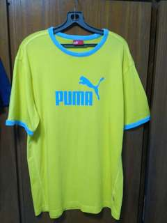 Puma tshirt. Authentic.