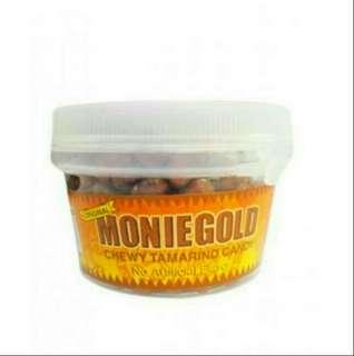 REPRICED! Moniegold Tamarind candies in 3 flavors
