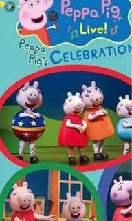Peppa Pig Live tickets WANTED