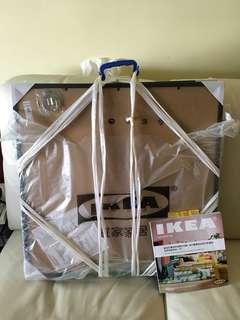 Ikea RIBBA 50x50 cm 畫框。 全新, 2 件
