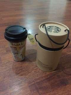 Jual Tumbler Starbucks Koleksi - Baru