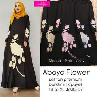 Abaya flower
