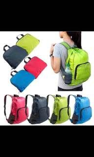 ON HAND! BUY 1 TAKE 1 Foldable Waterproof Backpack