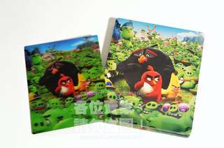 Angry Bird 3D+2D Blu-Ray Special EDT Steelbook