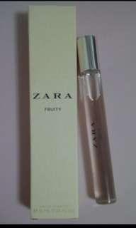 Zara roll-on perfume