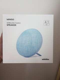 Miniso Wireless Fabric Speaker