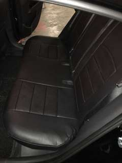 Elantra 2018 leather seat cover (Customise)