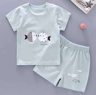Baby clothes set 110cm BN