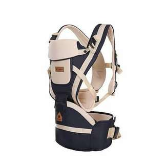 Baby Hip Seat Carrier - BLUE