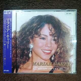 Mariah Carey - Live 1994 (Japan CD Press)