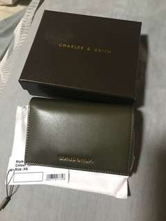 Charles & Keith (olive)