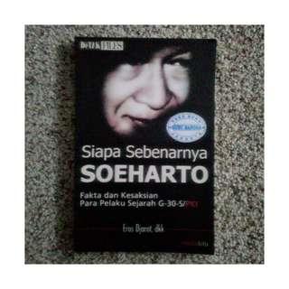 Buku Siapa Sebenarnya Soeharto