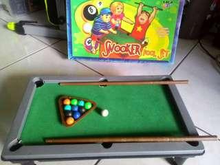 Snooker Pool Set