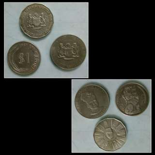 Old Coins...